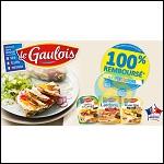 Offre de Remboursement Le Gaulois : Aides Culinaires 100% Remboursées en 2 Webcoupons - anti-crise.Fr