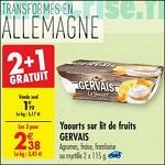 Bon Plan Gervais Le Yaourt chez Carrefour (27/03 - 31/03) - anti-crise.fr