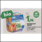 Bon Plan Naturnes Bio de Nestlé chez Leclerc (20/03 - 31/03) - anti-crise.fr