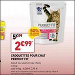 Bon Plan Croquettes pour Chat Perfect Fit chez Simply Market (04/04 - 15/04) - anti-crise.Fr