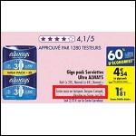 Bon Plan Tampons Tampax chez Carrefour (04/04 - 07/04) - anti-crise.fr