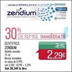 Bon Plan Dentifrice Zendium chez Match (03/04 - 08/04) - anti-crise.fr