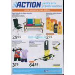 Catalogue Action du 11 au 17 avril 2018