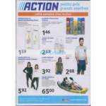 Catalogue Action du 18 au 24 avril 2018