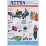 Catalogue Action du 25 avril au 1er mai 2018