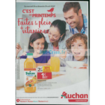 Catalogue Auchan Supermarché du 18 au 29 avril 2018