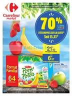 Carrefour Market du 15 au 27 mai