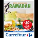 Catalogue Carrefour du 8 au 28 mai 2018 (Ramadan)