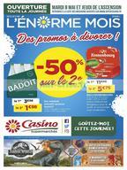 Casino du 2 au 13 mai