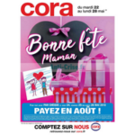 Catalogue Cora du 22 au 28 mai 2018