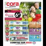 Catalogue Cora du 23 au 26 mai 2018 (Mondelange)