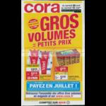 Catalogue Cora du 28 avril au 12 mai 2018 (Soissons)