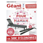 Catalogue Géant Casino du 15 au 27 mai 2018