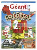 Géant Casino du 24 avril au 5 mai