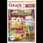 Catalogue Géant Casino du 8 au 20 mai 2018 (Ramadan)