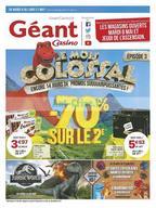 Géant Casino du 8 au 21 mai