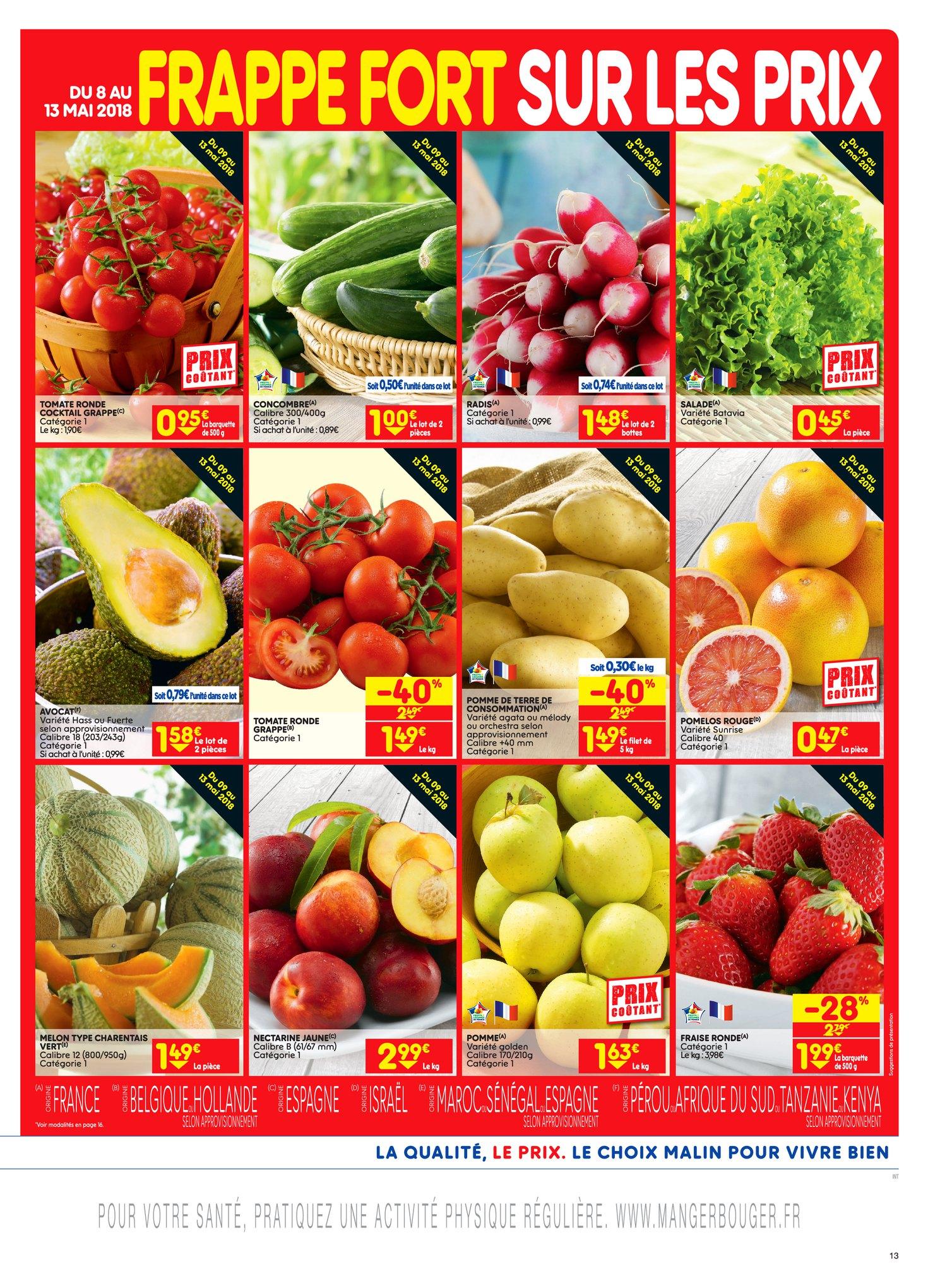 Catalogue Leader Price du 8 au 20 mai 2018 (Le Mois 100% Remboursé Vague 1) (13)
