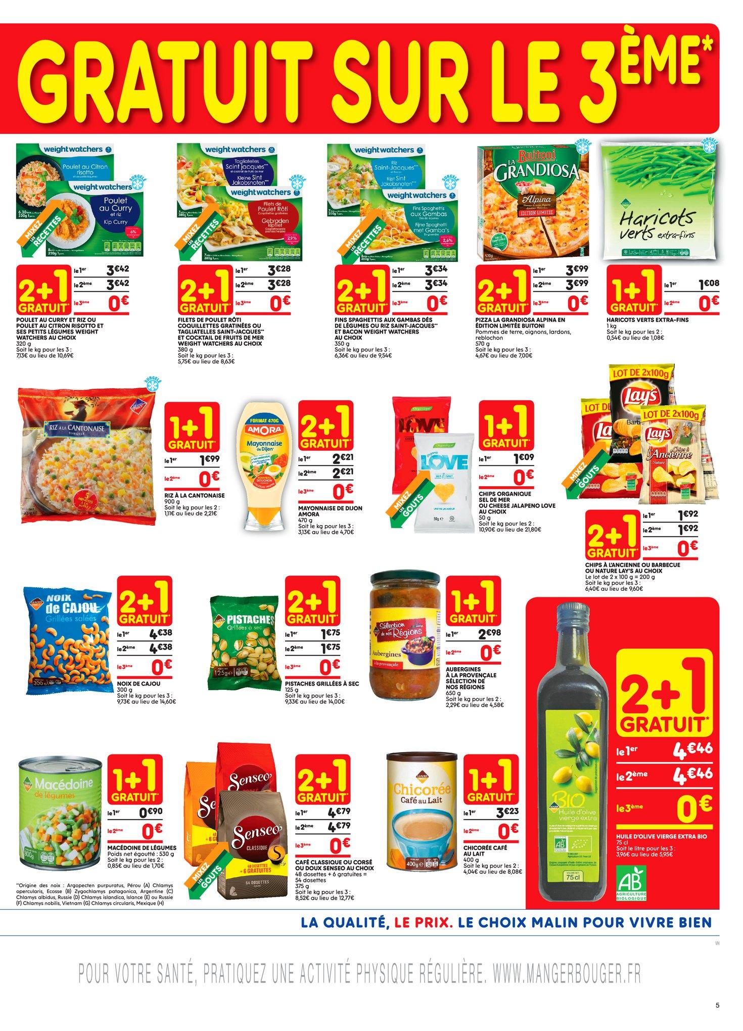 Catalogue Leader Price du 8 au 20 mai 2018 (Le Mois 100% Remboursé Vague 1) (5)
