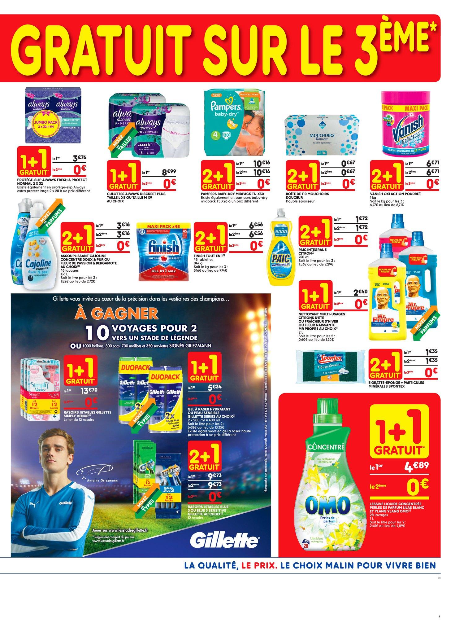 Catalogue Leader Price du 8 au 20 mai 2018 (Le Mois 100% Remboursé Vague 1) (7)