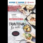 Catalogue Magasins U du 3 avril au 29 septembre 2018 (Est - Traiteur)