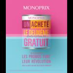 Catalogue Monoprix du 18 au 28 mai 2018