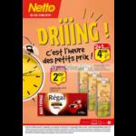 Catalogue Netto du 3 au 13 mai 2018