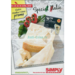 Catalogue Simply Market du 25 au 29 avril 2018