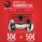 Offre de Remboursement Nescafé : Jusqu'à 50€ Remboursés sur Dolce Gusto GENIO®, DROP® ou MOVENZA® - anti-crise.fr