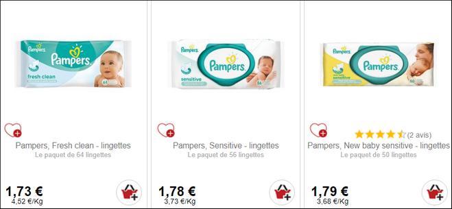 Bon Plan Lingettes Pampers - anti-crise.fr
