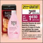 Bon Plan Gel douche soin Le Petit Marseillais chez Cora - anti-crise.fr