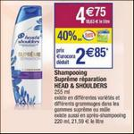 Bon Plan Shampooing Head & Shoulders chez Cora - anti-crise.fr