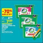 Bon Plan Lessive Ariel Pods chez Leader Price - anti-crise.fr