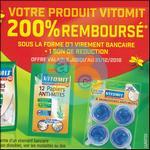 Offre de Remboursement Vitomit : Votre Produit 200% Remboursé - anti-crise.fr
