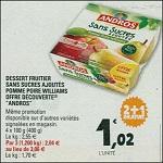 Bon Plan Desserts Andros chez Leclerc (02/05 - 12/05) - anti-crise.fr