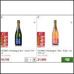 Bon Plan Champagne chez Casino DRIVE (30/04) - anti-crise.fr
