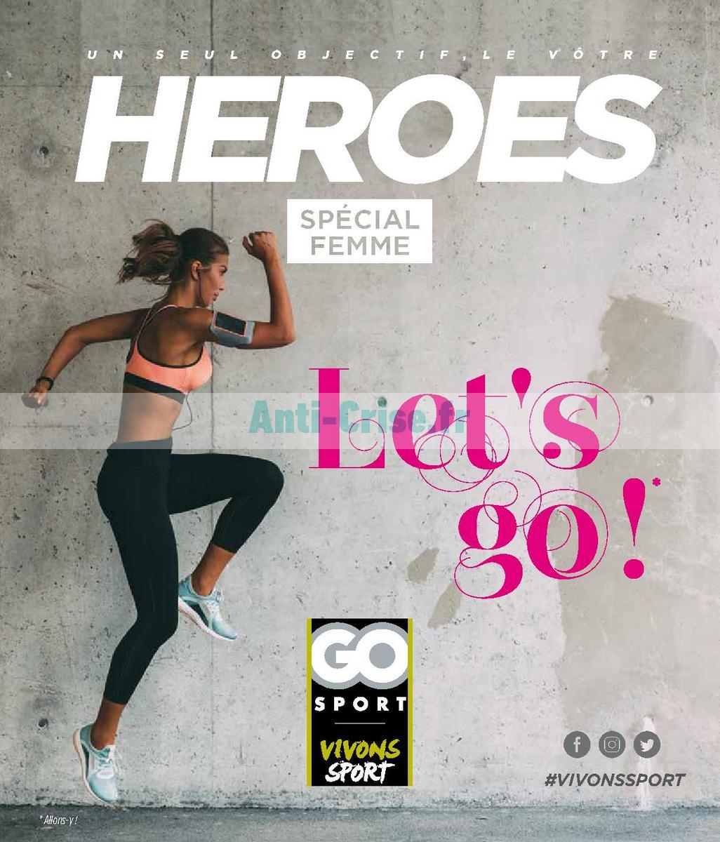 decembre2018 Catalogue Go Sport du 28 avril au 31 décembre 2018 (Spécial Femme) (1)