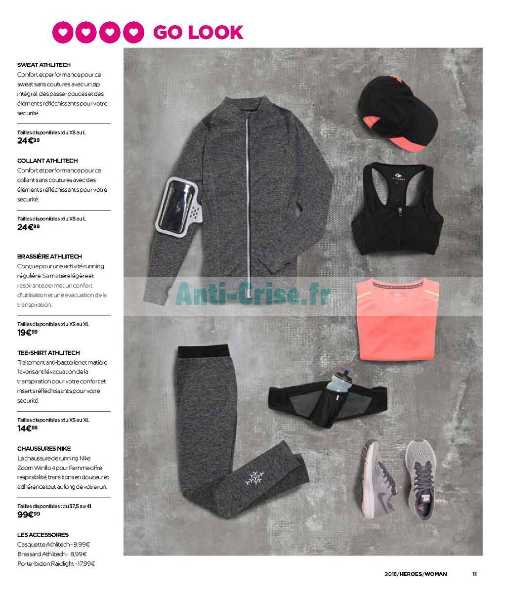 decembre2018 Catalogue Go Sport du 28 avril au 31 décembre 2018 (Spécial Femme) (11)