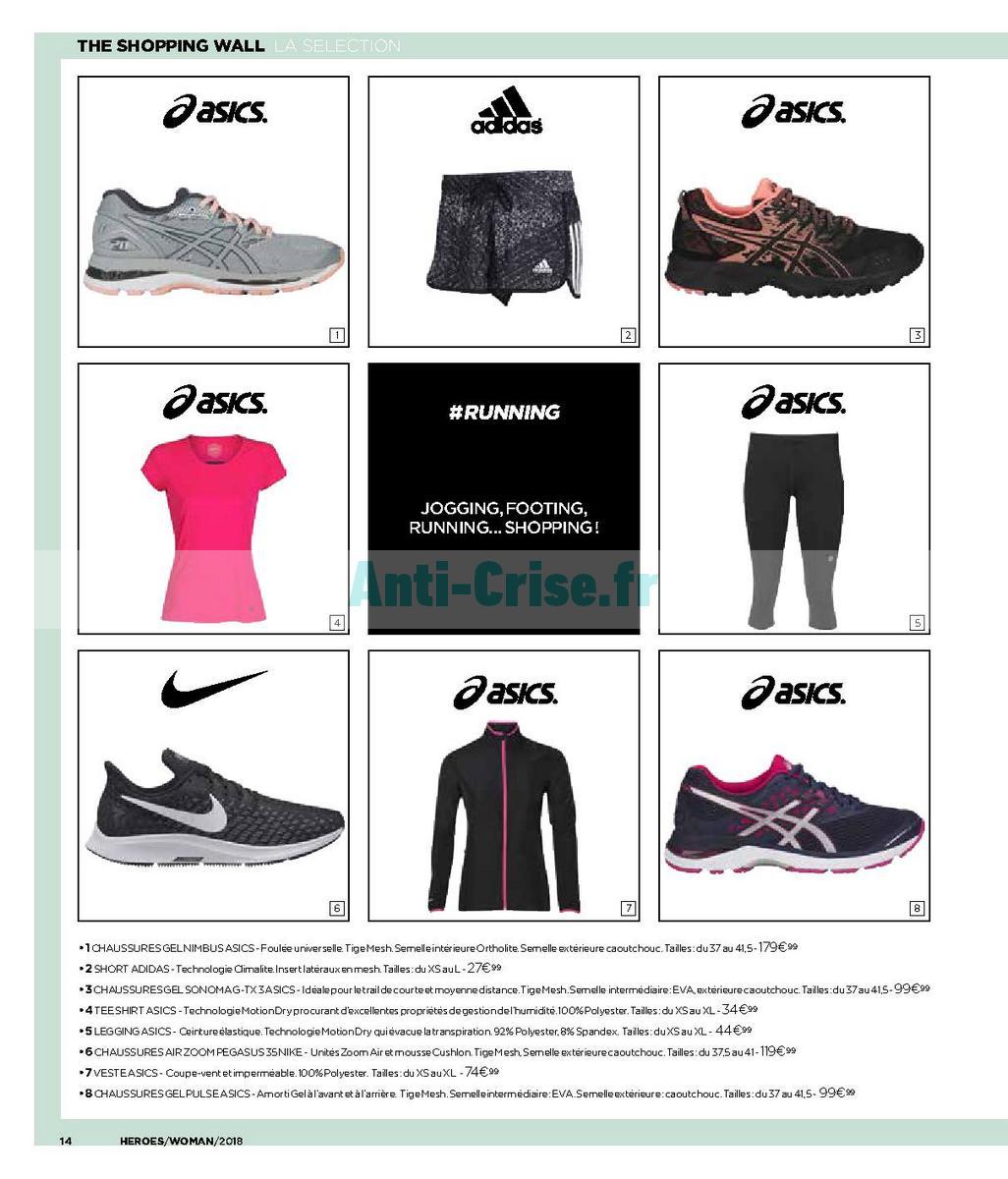 decembre2018 Catalogue Go Sport du 28 avril au 31 décembre 2018 (Spécial Femme) (14)