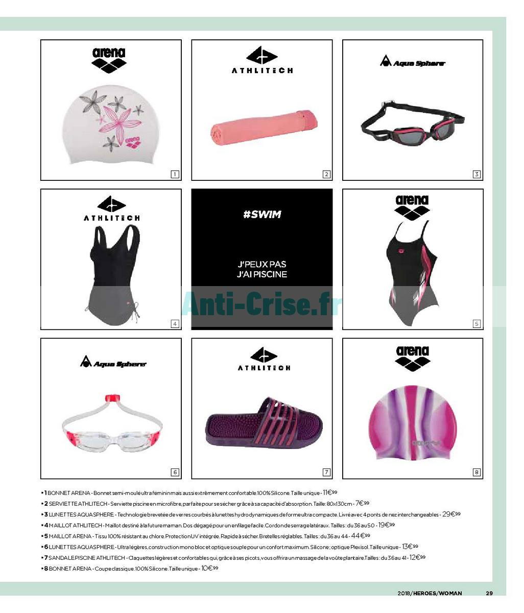 decembre2018 Catalogue Go Sport du 28 avril au 31 décembre 2018 (Spécial Femme) (29)