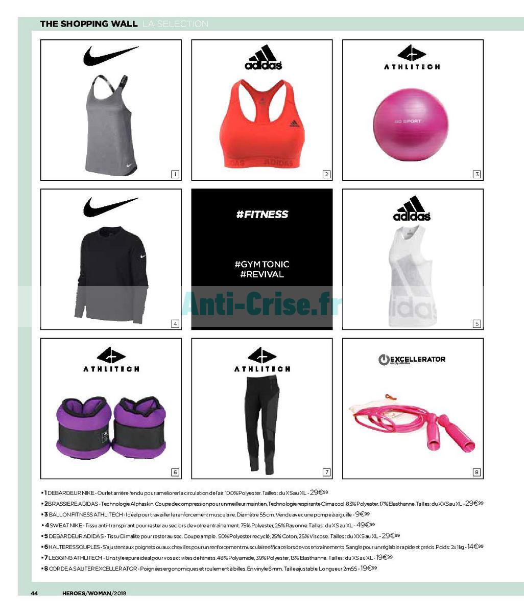 decembre2018 Catalogue Go Sport du 28 avril au 31 décembre 2018 (Spécial Femme) (44)