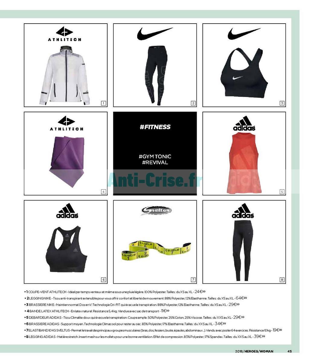 decembre2018 Catalogue Go Sport du 28 avril au 31 décembre 2018 (Spécial Femme) (45)