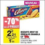 Bon Plan Sablés Granola chez Carrefour Market (10/04 - 22/04) - anti-crise.fr