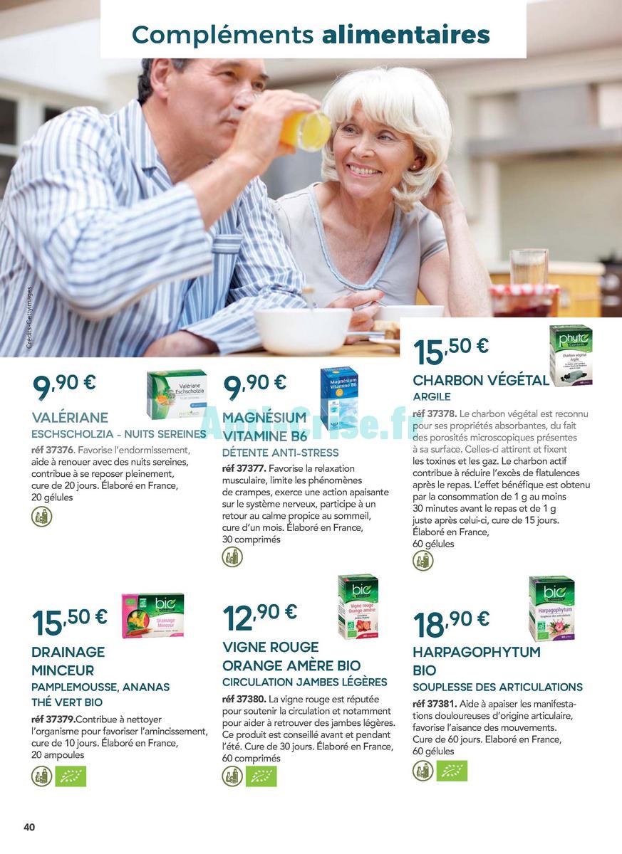 janvier2019 Catalogue Toupargel du 1er février 2018 au 31 janvier 2019 (Régimes) (40)