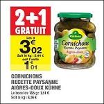 Bon Plan chez Carrefour Market (24/04 - 06/05) - anti-crise.fr