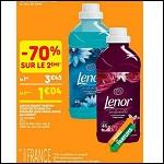 Bon Plan Adoucissant Lenor chez Leader Price (02/05 - 06/05) - anti-crise.fr