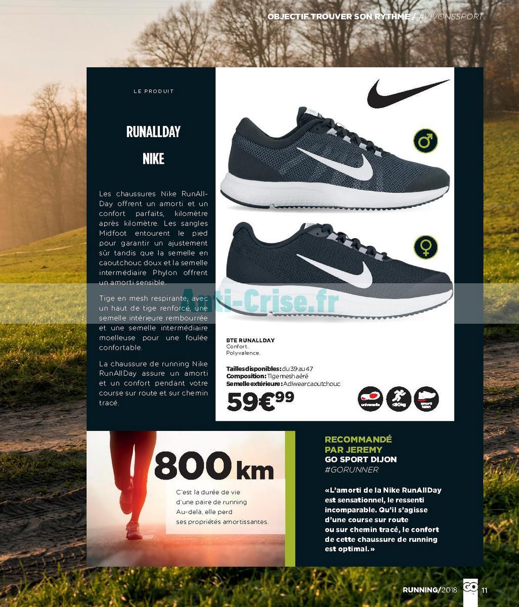 septembre2018 Catalogue Go Sport du 28 avril au 21 septembre 2018 (Running) (11)