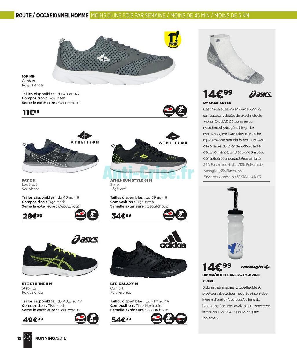 septembre2018 Catalogue Go Sport du 28 avril au 21 septembre 2018 (Running) (12)