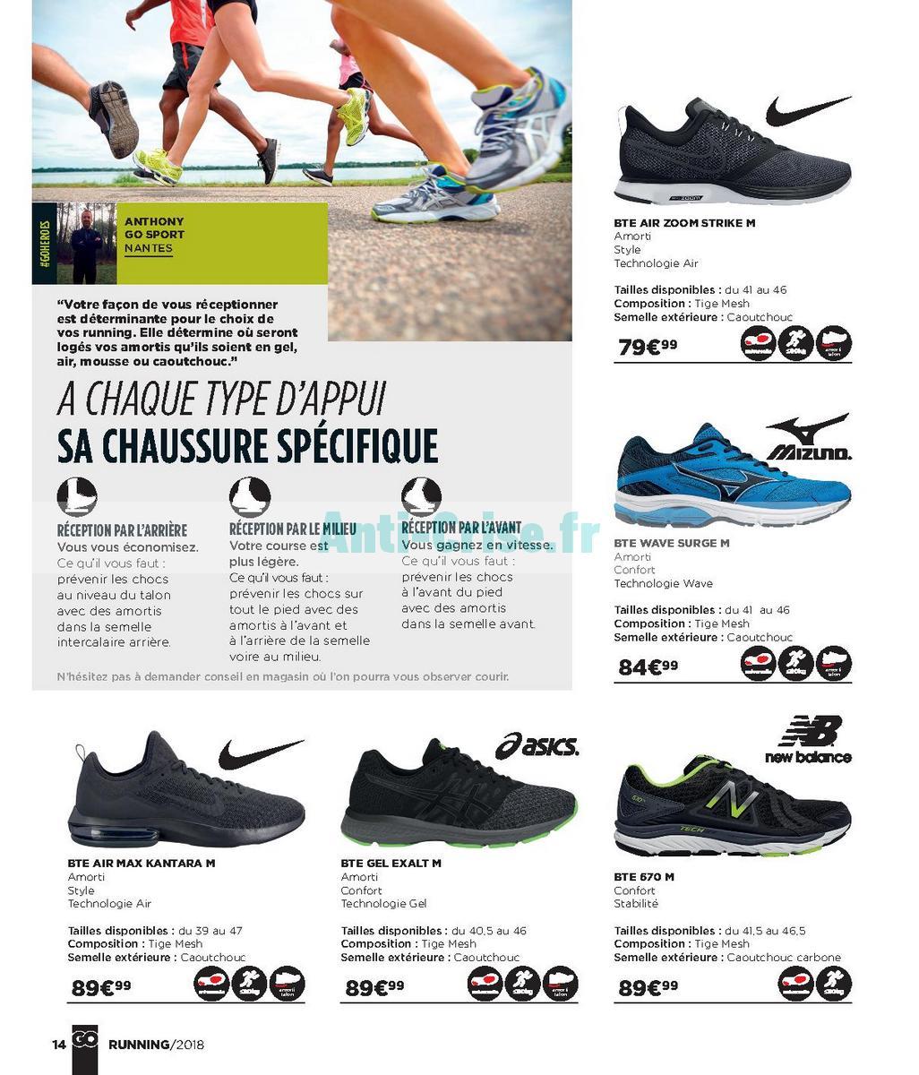 septembre2018 Catalogue Go Sport du 28 avril au 21 septembre 2018 (Running) (14)