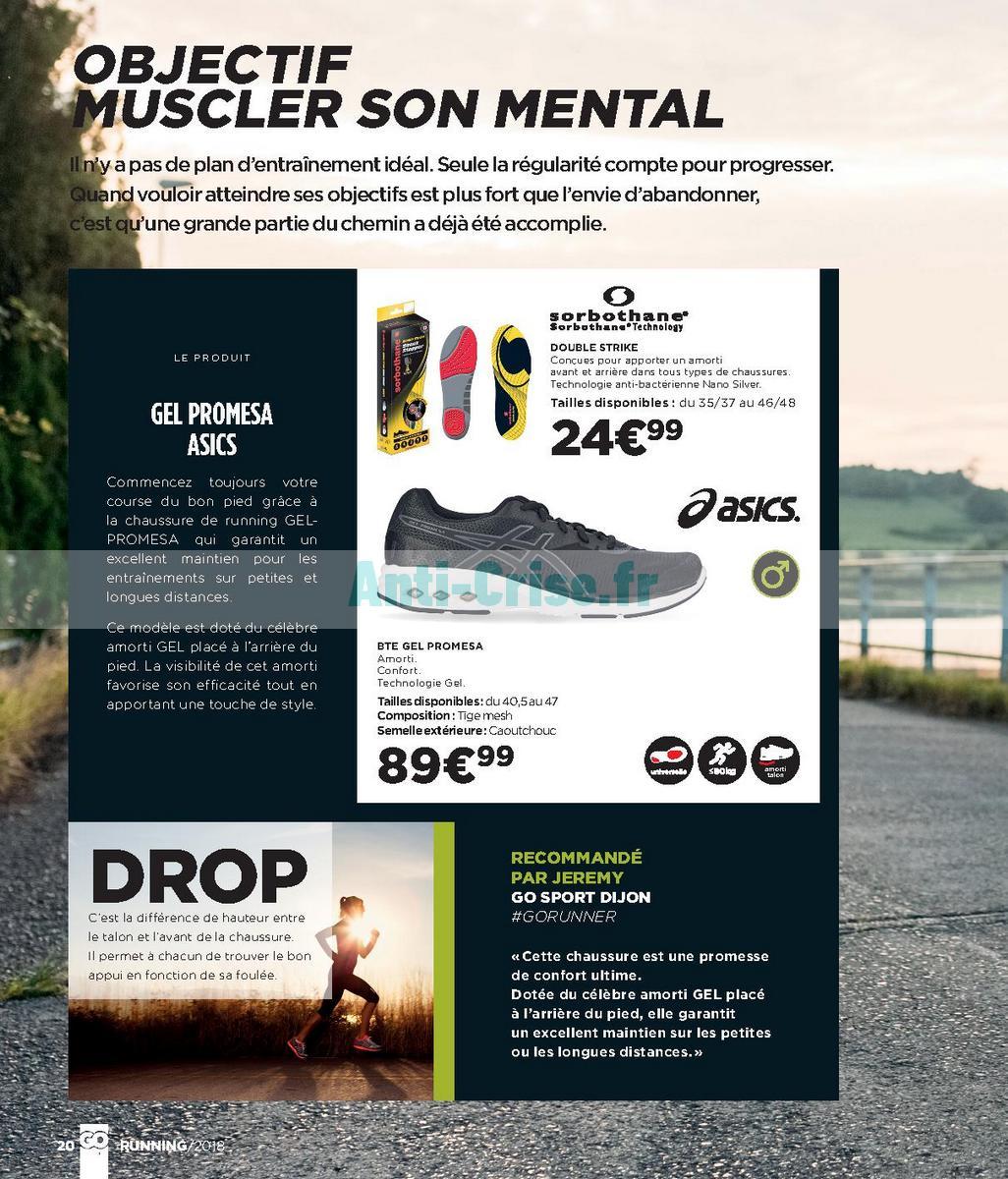 septembre2018 Catalogue Go Sport du 28 avril au 21 septembre 2018 (Running) (20)