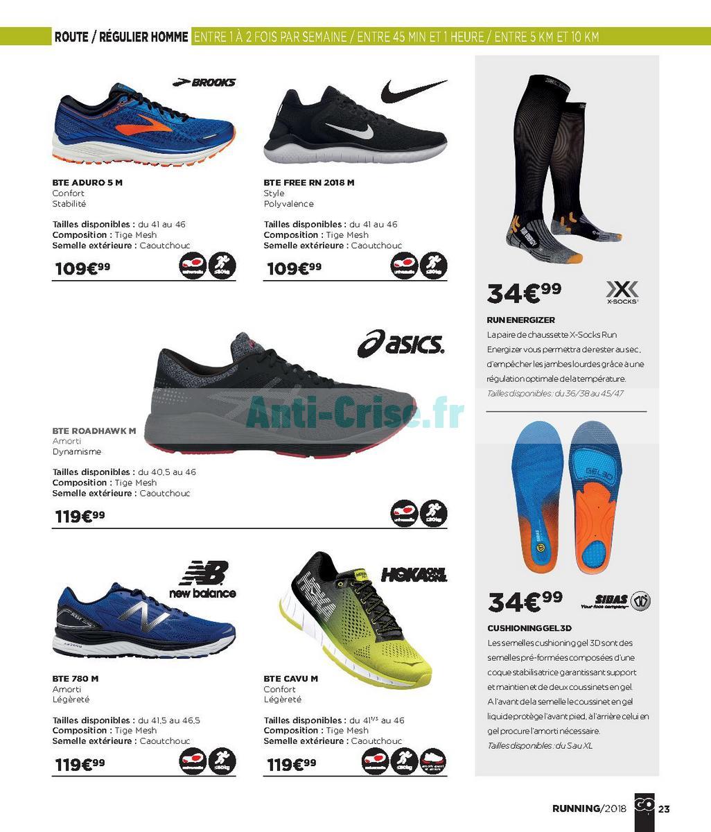 septembre2018 Catalogue Go Sport du 28 avril au 21 septembre 2018 (Running) (23)